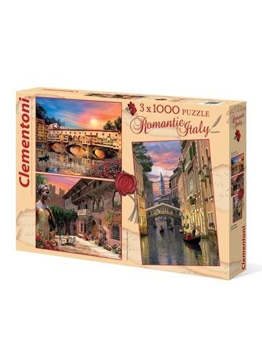 Clementoni Puzzle Renkli